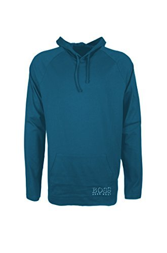 HUGO BOSS Sweatshirt SHIRT HOODED (L)