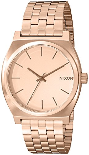 Nixon Time Teller . 100m Water Resistant Women's Watch