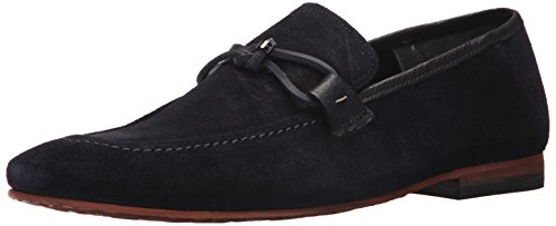 Ted Baker Men's Hoppken Loafer, Dark Blue, 8.5 D(M) US