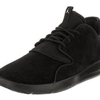 Jordan Eclipse Leather Men's Running Shoes Black/Black
