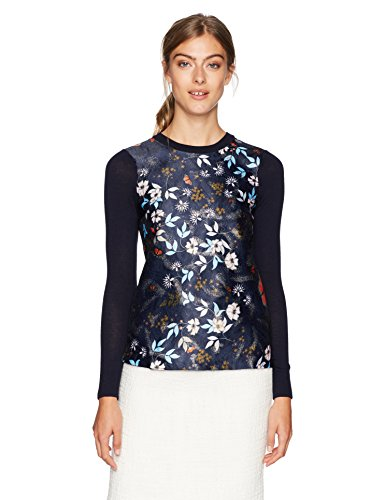 Ted Baker London Women's Khlo, Navy, 1
