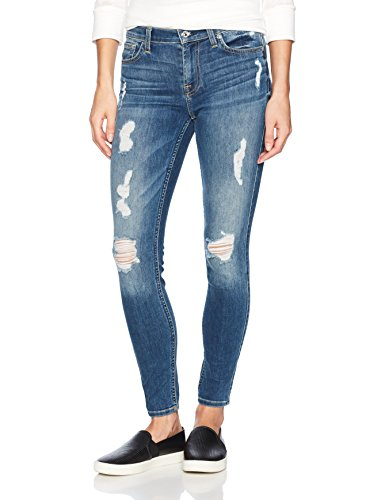 7 For All Mankind Women's Gwenevere Ankle Skinny Jean, EVRLYLTSK4, 29