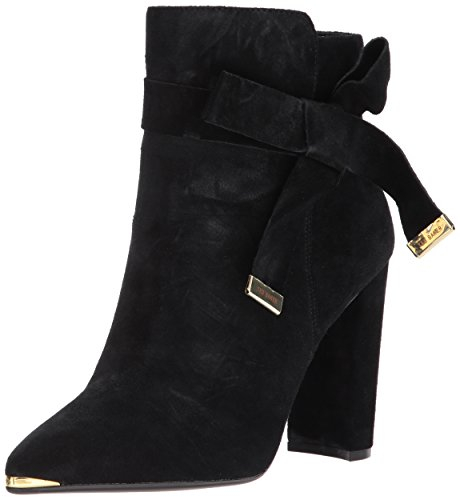 Ted Baker Women's Sailly Fashion Boot, Black, 9 M US