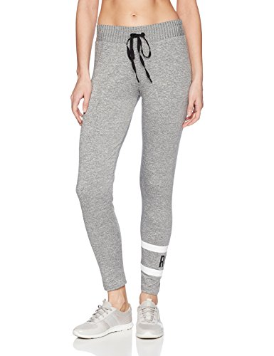Trina Turk Recreation Women's Knuckle Down French Terry Legging, Cement, Medium