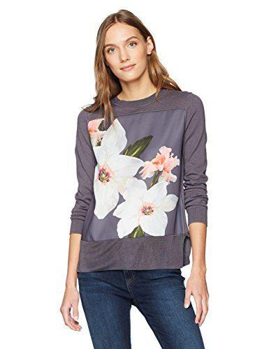 Ted Baker Women's Jiosefi Sweater, Dusky Pink, 1