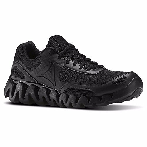 Reebok Men's ZIGEVOLUTION 2E Running Shoes (10.5 2E US, BLACK)