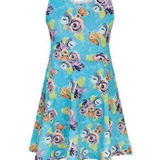 Disney Bambi Girl's Skater Dress (13-14 Years)