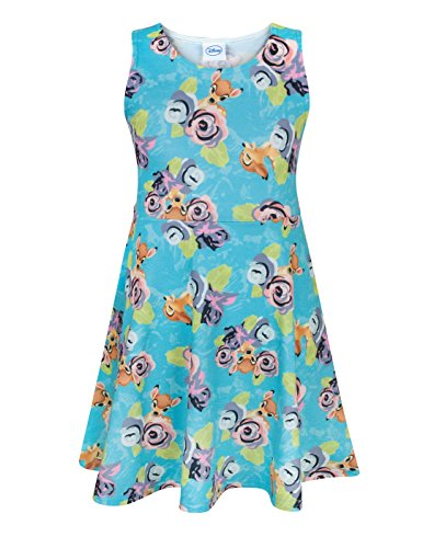 Disney Bambi Girl's Skater Dress (13-14 Years)