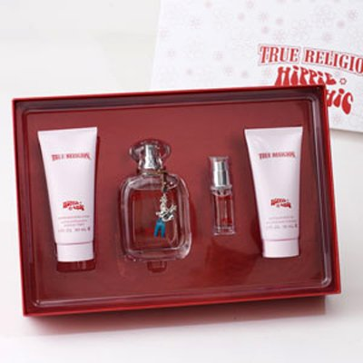 True Religion Hippie Chic 4 Piece Gift Set for Women