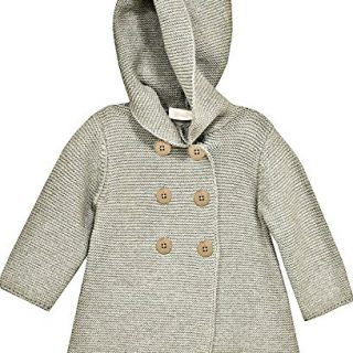 Bonnie Jean Hooded Sweater Coat