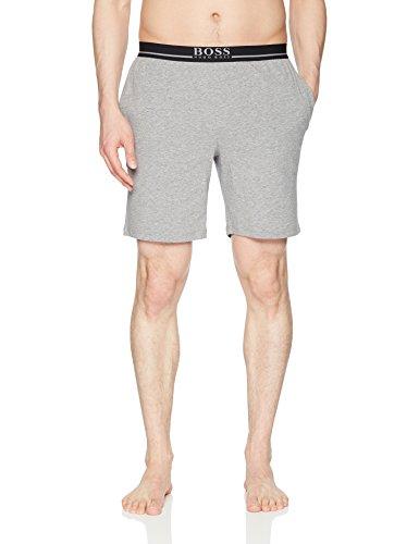 Hugo Boss BOSS Men's Mix&Match Shorts, Medium Grey, S