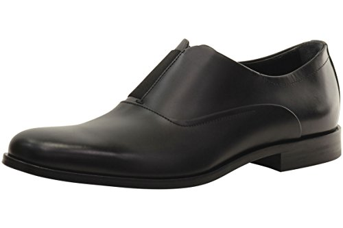 Hugo Boss BOSS Men's Brollin Tuxedo Loafer,Black,9.5 M US