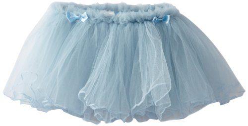 Capezio Little Girls' Tutu, Light Blue, Small