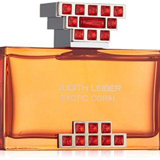JUDITH LEIBER Exotic Coral Eau de Parfum Spray, 2.5 fl. Oz.