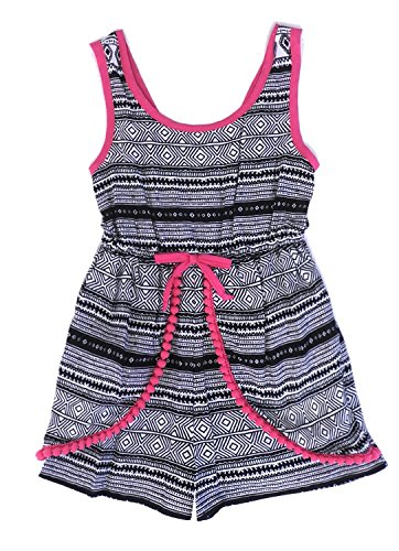 Bonnie Jean Chic Girls Tribal Summer Romper (5)