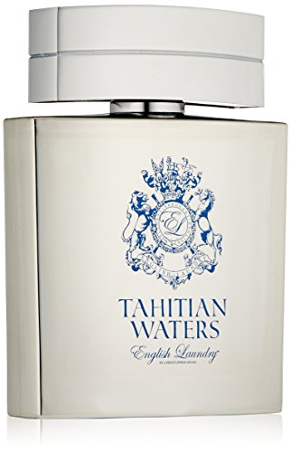 English Laundry Tahitian Waters Eau de Parfum, 3.4 Fl Oz