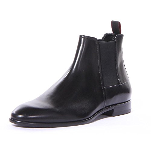 Hugo Boss Hugo by Men's Dress Appeal Chelsea Boot, Black, 11.5 M US