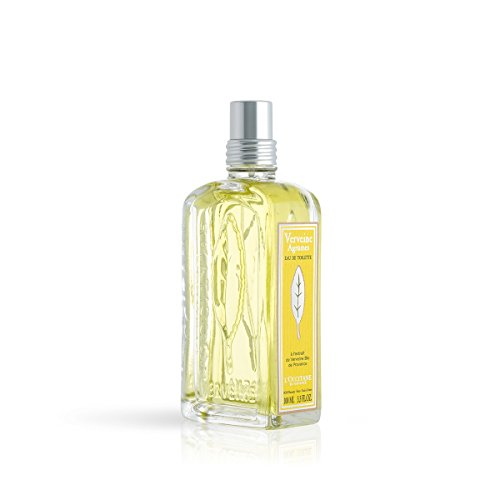 L'Occitane Crisp Citrus Verbena Eau de Toilette Spray, 3.3 Fl. oz.