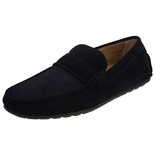 Hugo Boss Boss Men's Dandy Moccasin by Hugo Navy 10 D US