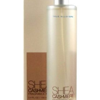 True Blue Spa SHEA CASHMERE Fragrance Mist 3.4oz from Bath & Body Works