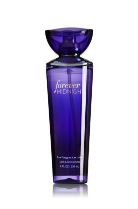 Bath & Body Works Forever Midnight Fine Fragrance Mist 8 oz (236 ML)