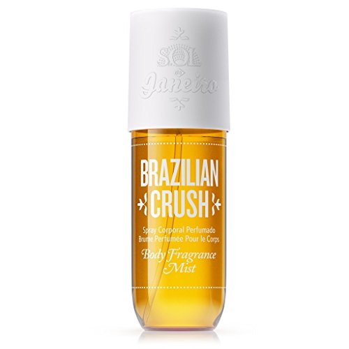 Sol De Janeiro Crush Body Fragrance Mist Travel size 3.04 oz