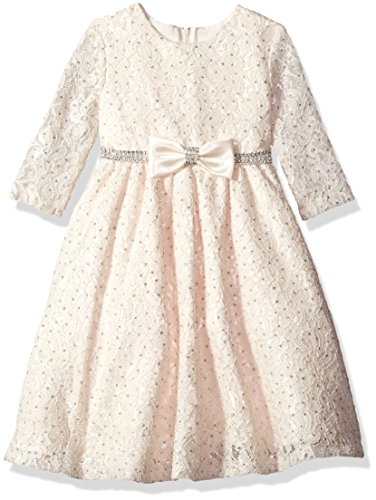 Rare Editions Toddler Girls', Ivory, 6