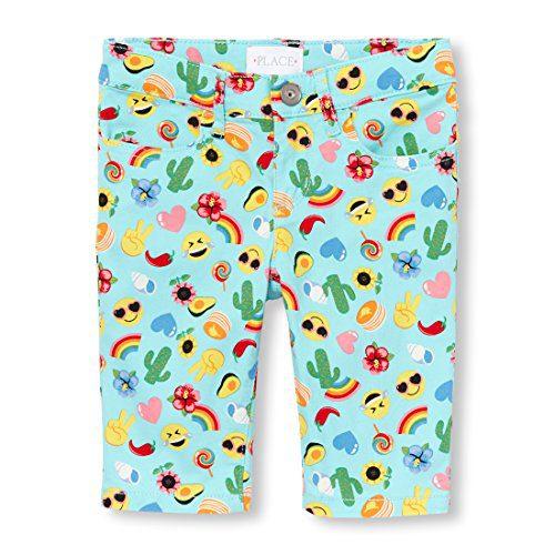 The Children's Place Big Girls' Skimmer Shorts