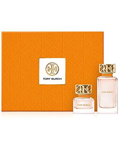 TORY BURCH 2pc Perfume Gift Set (3.4 oz Eau De Parfum Spray) for Women