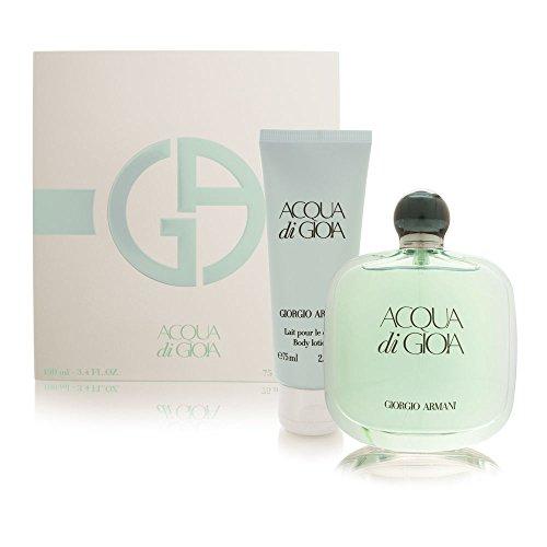 Giorgio Armani Acqua Di Gioia 2 Piece Fragrance Set