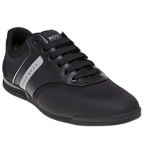 Boss Green Saturn_lowp_tbpf Mens Sneakers Black