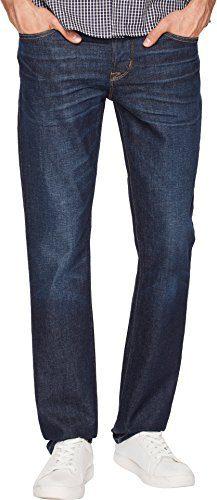 Hudson Jeans Men's Blake Slim Straight Jeans, Extension, 33