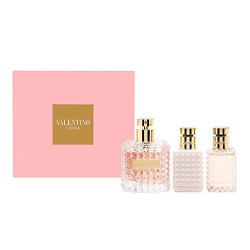Valentino Donna Women's 3-piece Gift Set