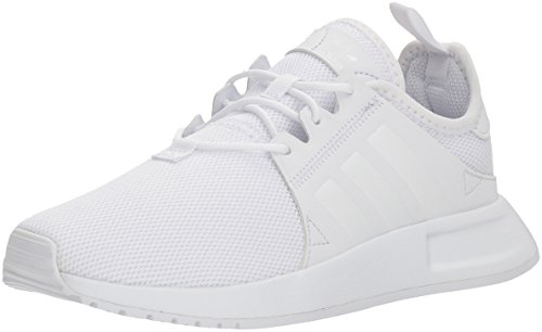 adidas Originals Unisex-Kids X_PLR J, White/White/White, 6 M US Big Kid