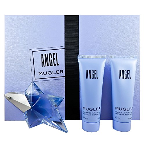 Thierry Mugler 3 Piece Refillable Angel Gift Set Eau de Parfum