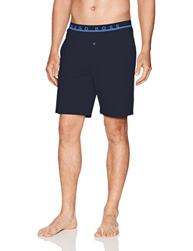 Hugo Boss Men's Short Pant EW, Dark Blue, L