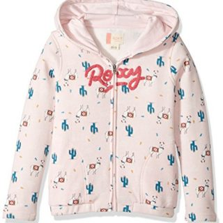 Roxy Little Girls' Let's Get Lost Hoodie