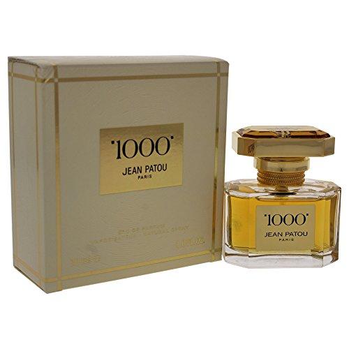 Jean Patou 1000 Eau De Parfums Spray for Women, 1 Ounce
