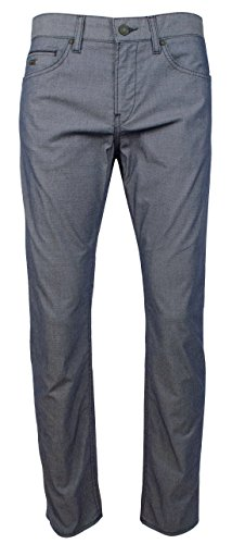 Hugo Boss Men's C-Delaware Slim Fit Five-Pocket Stretch Pants Jean Style