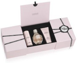 Viktor & Rolf Flowerbomb Fragrance Set for Women, 3 Count