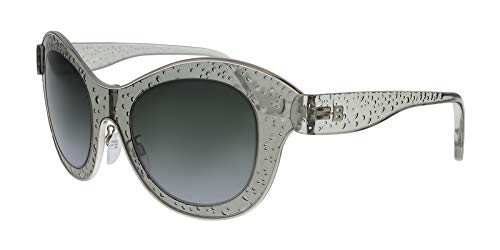 Balenciaga Clear Grey Cat Eye Sunglasses for Womens