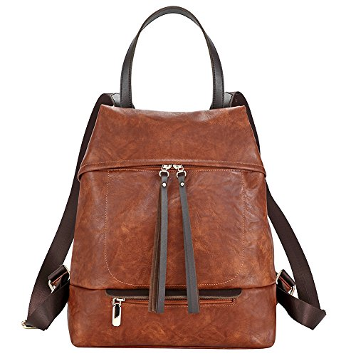 Fashion Backpack Purse for women PU Leather Shoulder Bags