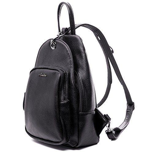 Women Backpack Purse, Shoulders Bag Lightweight School