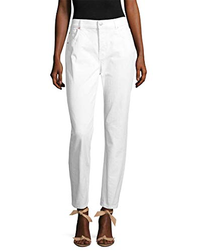Balenciaga Womens Solid Straight Trouser, 38