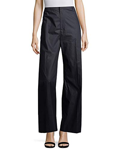 Balenciaga Womens Wide Leg Trouser, 40