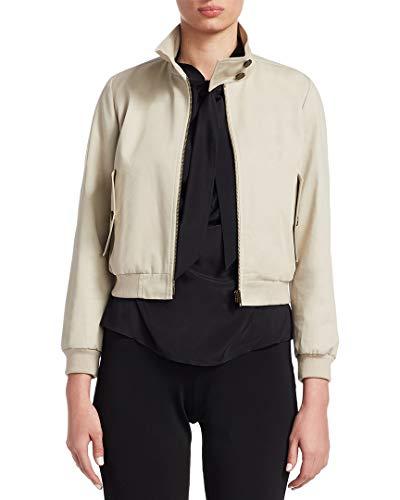 Balenciaga Womens Bomber Jacket, 36