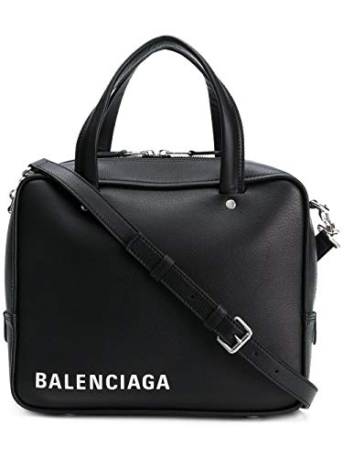 Balenciaga Women's Black Leather Handbag