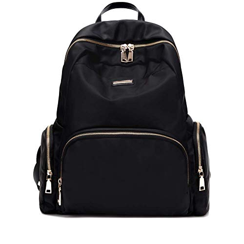Luckysmile Women Girl Casual Nylon Backpack Purse