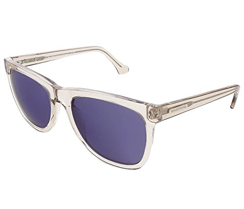 Balenciaga Crystal Azure Rectangular sunglasses