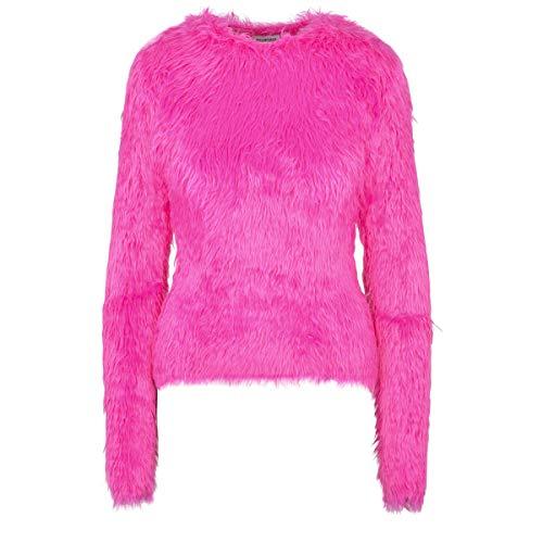 Balenciaga Women's Pink Polyamide Sweater